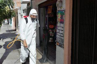 Registra Aguascalientes 90 contagios y 10 muertes por covid en 24 horas