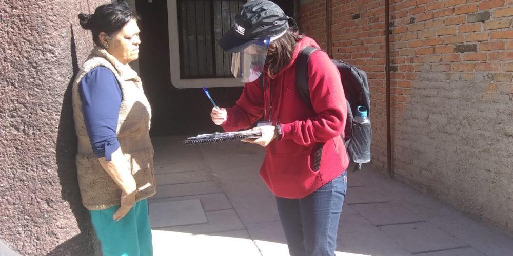 INE visita a más de 130 ciudadanos para conformar mesas directivas de casillas