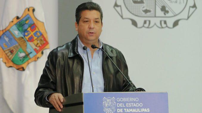 FGR pide desafuero de gobernador de Tamaulipas