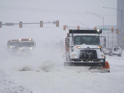 Texas deja a CFE sin gas para producir luz por tormenta invernal