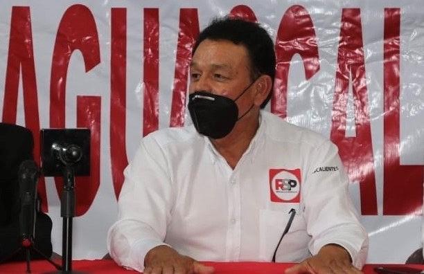 Acusa RSP acoso contra precandidatos de Aguascalientes