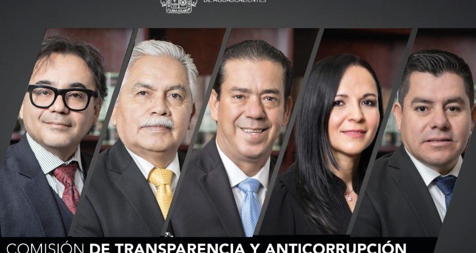 Comisión de Transparencia aprueba dictamen que expide la ley estatal de archivos