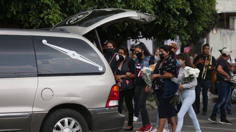 Imparables las muertes por covid en México