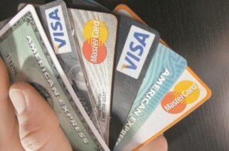 Checa el costo de las tarjetas de crédito