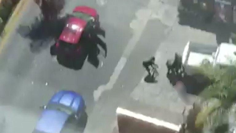 (Videos)Se registra Balacera en zona de restaurantes de  Zapopan