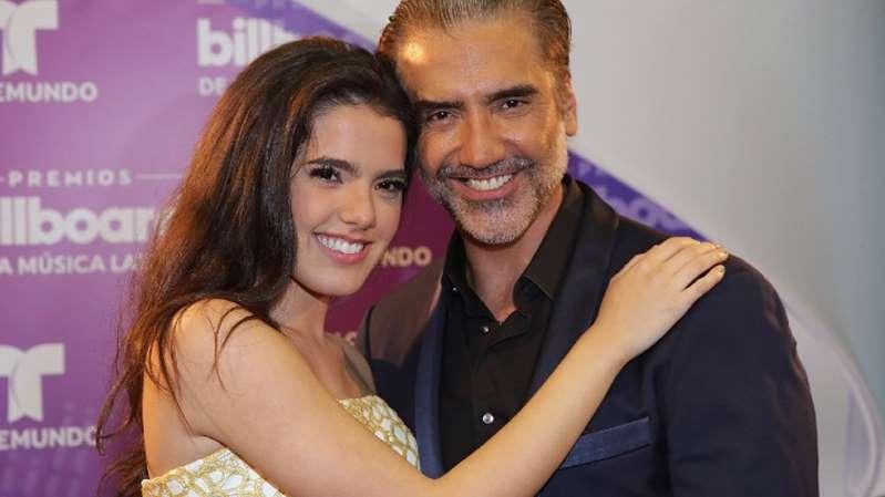 ¡El Potrillo Fernández será abuelo! Camila Fernández confirma embarazo