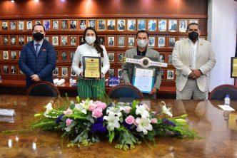 Consejo Mundial del Boxeo reconoce al municipio por su apoyo al deporte