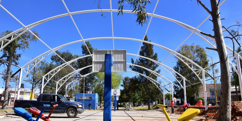 Municipio capital ha invertido 342 mdp en espacios deportivos