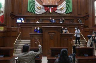 """""""Congreso de Aguascalientes no avanza en derechos de la mujer"""": Morena"""