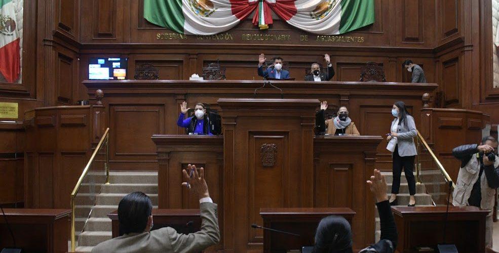 También Congreso de Aguascalientes valida Secretaría de la Familia