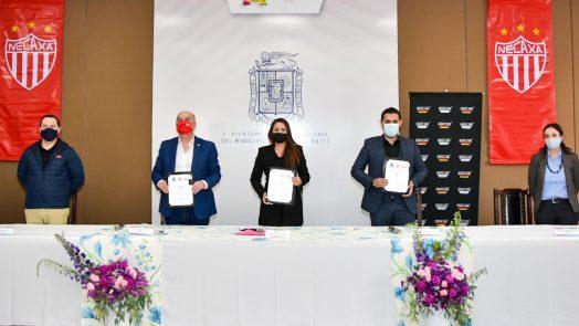 Municipio, Necaxa y Sisolar llevarán calzado a niños de escasos recursos