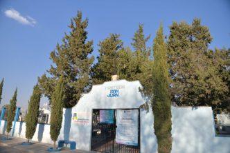 Ampliarán el panteón de San Juan en Jaltomate