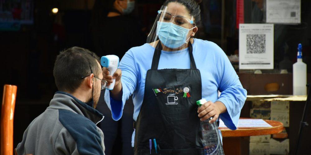 No da tregua el coronavirus y en las últimas 24 horas se sumaron 433 muertes