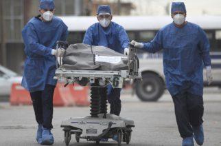 En Aguascalientes 2,079 personas han fallecido por Covid-19