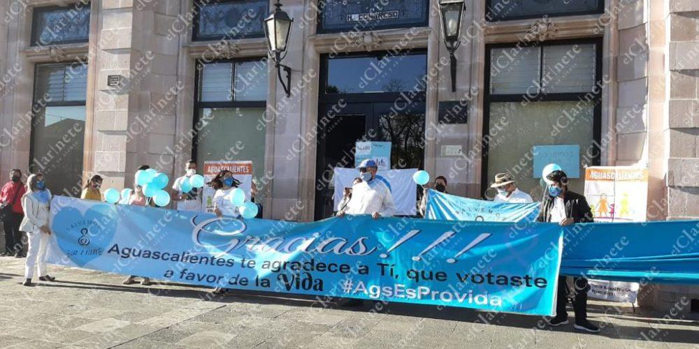FNF agradece a diputados la aprobación de Ley Provida