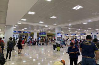 Turismo internacional cayó un 44.3% en México por Covid-19: Inegi