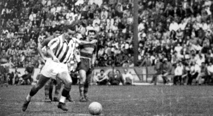 60 años de la victoria del Necaxa al Santos de Pelé