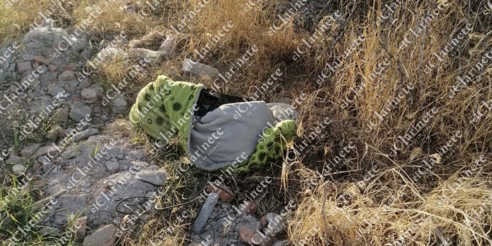 Localizan restos de una mujer en una bolsa de plástico en la carretera a Villa Hidalgo