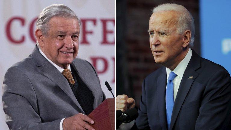 AMLO propondrá a Biden un acuerdo para legalizar a trabajadores mexicanos en EEUU