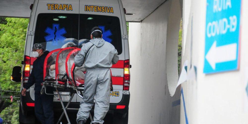México a punto de llegar a los 160 mil muertos por Covid