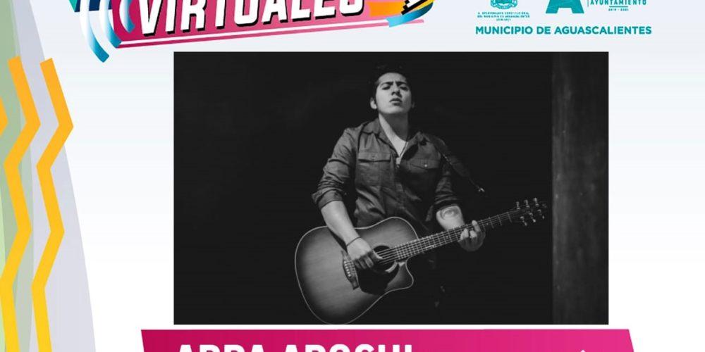 No te pierdas el concierto virtual de Arra Arochi este domingo