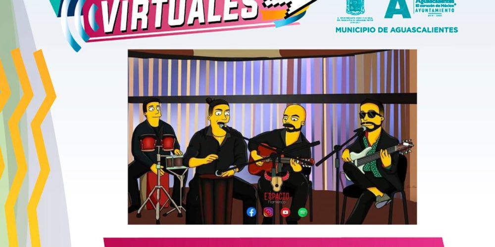 No te pierdas la presentación virtual de Espacio Flamenco