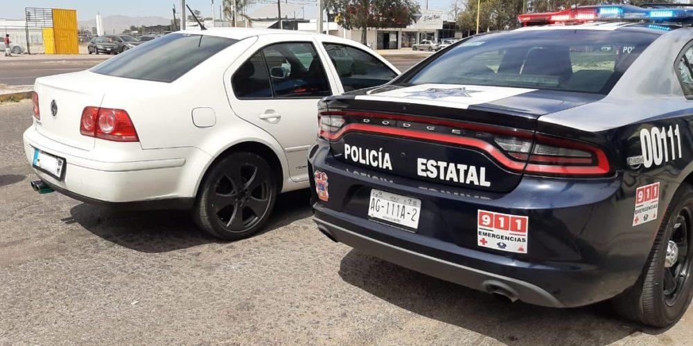 Desmantelan banda dedicada al robo de autos en Aguascalientes