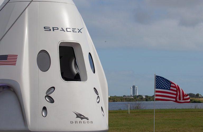 Ciudadanos podrán viajar al espacio como tripulación de SpaceX