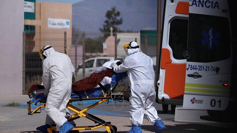 Se acumulan 1,273 muertos más por covid en México en las últimas 24 horas