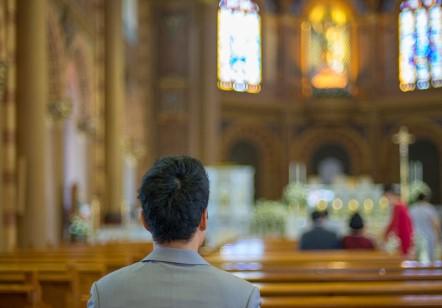 """Iglesia reconoce """"desgaste moral"""" en México ante la caída del catolicismo"""