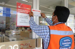 Guardia Sanitaria ha recaudado 7 mdp en multas a comercios incumplidos