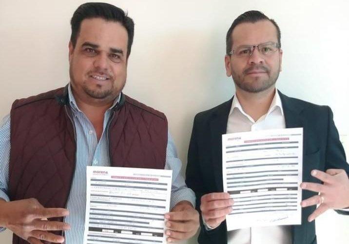 Daniel López deja el Partido Libre de Aguascalientes y se pasa a Morena
