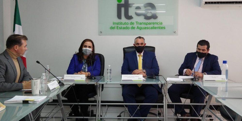 ITEA concluye segundo ejercicio de verificación a sujetos obligados