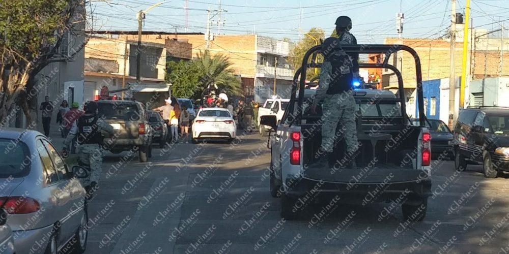 Detiene FGR a vendedor de drogas de la Colonia San Pablo