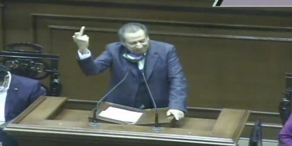 (VIDEO) Así opinó el diputado del PVEM en Aguascalientes sobre el aborto