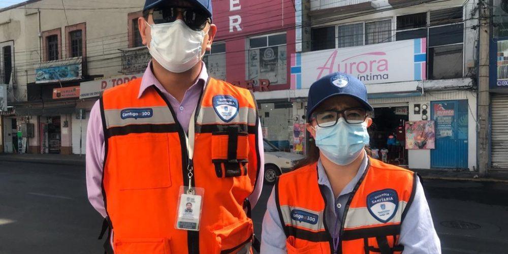 Guardia Sanitaria suspende dos anexos por permitir el  hacinamiento de personas