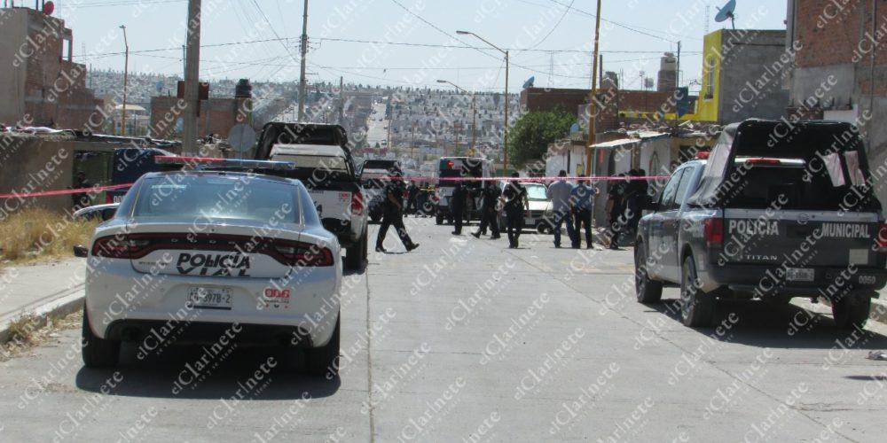 Pelea entre policías y civiles deja 1 muerto y herido de bala en Aguascalientes