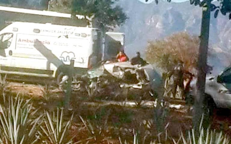 Pareja de Aguascalientes sufre accidente en Jalisco; el conductor murió y su novia agoniza