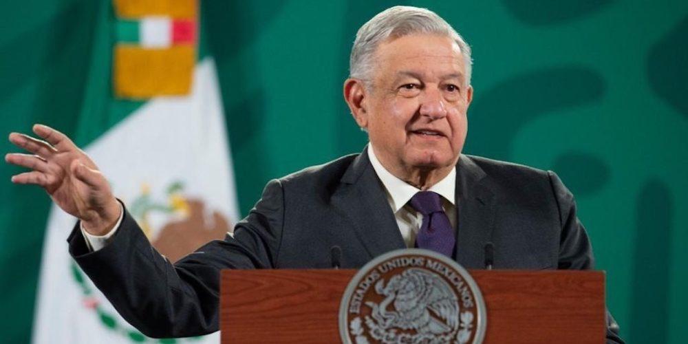 El INE funciona para impedir la democracia: AMLO
