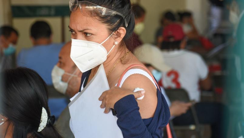 México tardaría 110 años en vacunar al 70% de su población:CovidVax