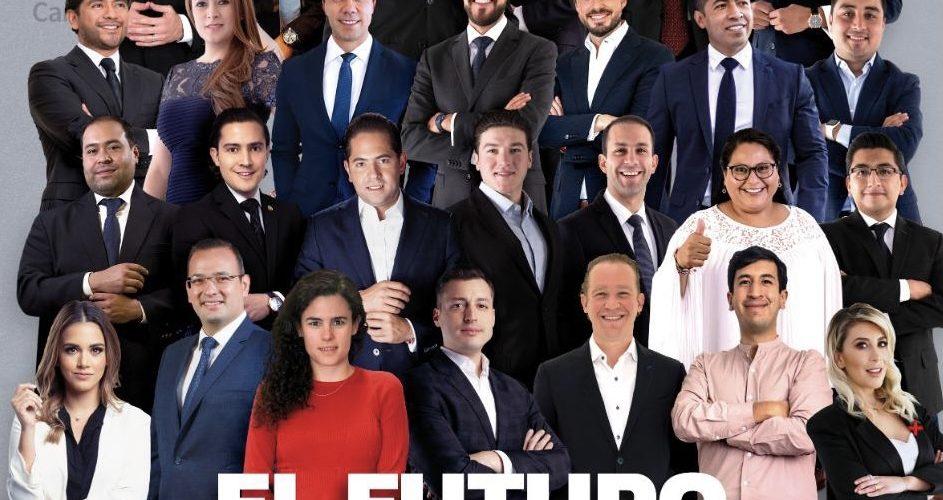 Estos son los 50 jóvenes políticos más destacados en México