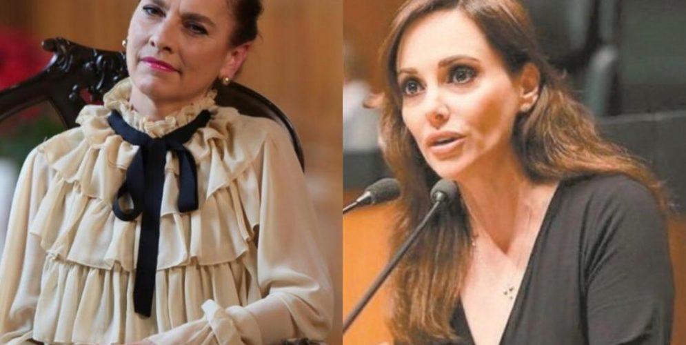 Lilly Téllez señala a Beatriz Gutiérrez Müller por críticas a periodistas
