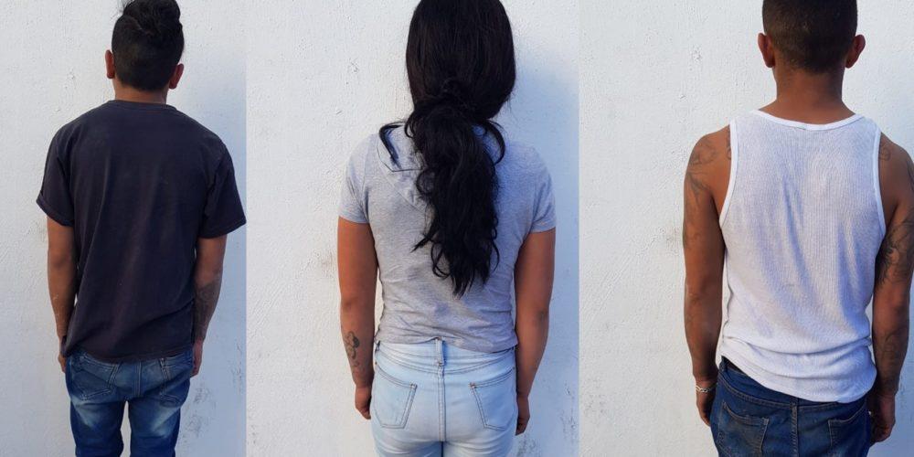 Detienen a tres por secuestro en Aguascalientes