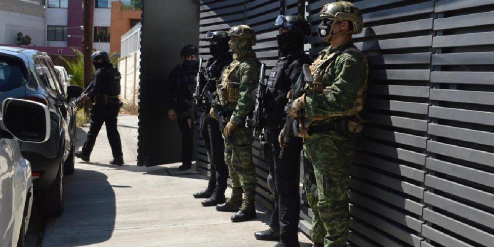 Decomisan 800 kilos de cocaína en CDMX; hay dos detenidos
