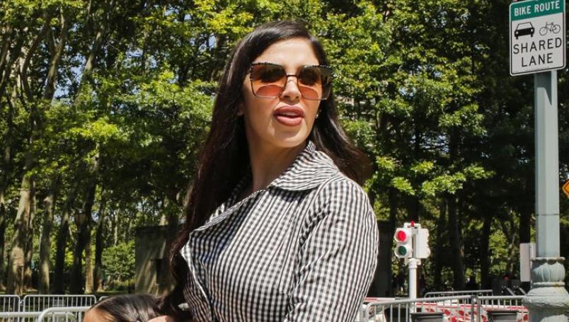 UIF congeló cuentas de Emma Coronel desde 2015