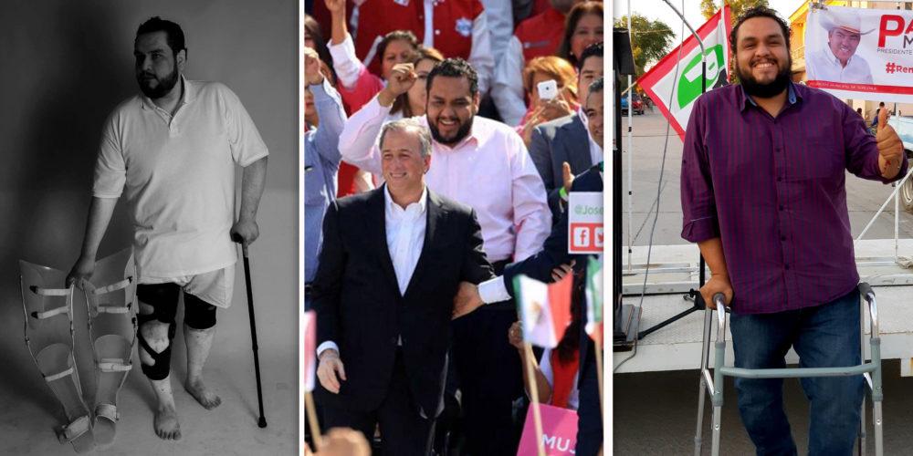 Ordena TEPJF al PRI incluir a hombres con discapacidad en lista de diputados plurinominales