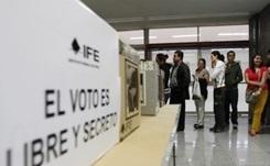 México D.F. 01 de Julio de 2012. Cientos de personas acudieron a votar FOTO: DANIEL CRUZ / MILENIO DIARIO
