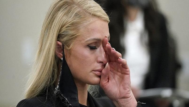 Paris Hilton revela que fue abusada en un internado
