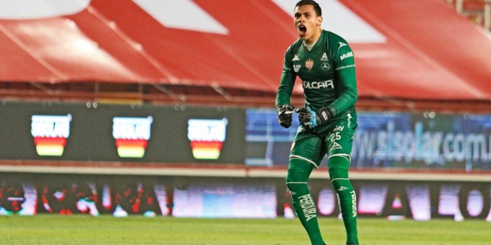 Luis Malagón será baja unos días en Necaxa