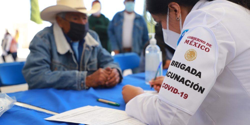 UAA se suma a brigadas de vacunación contra el Covid-19